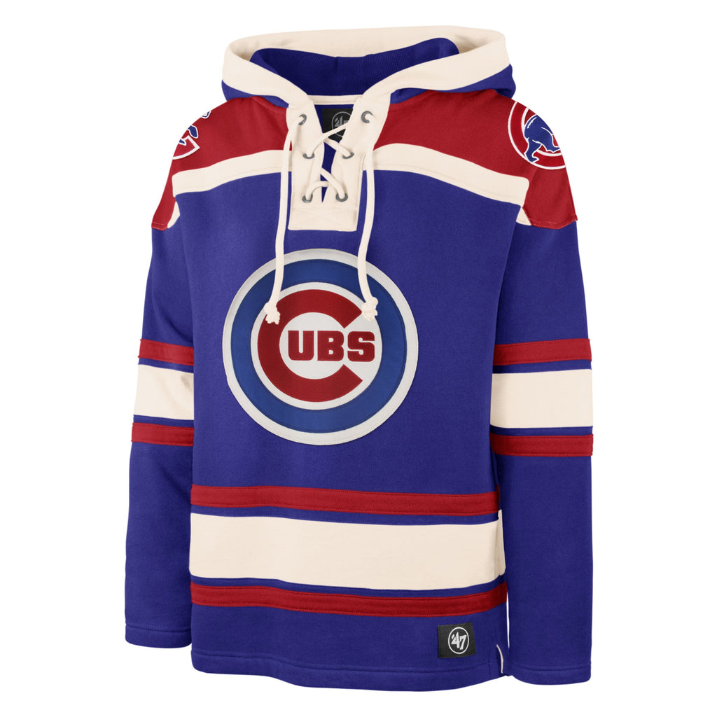 CHICAGO CUBS SUPERIOR '47 LACER HOOD