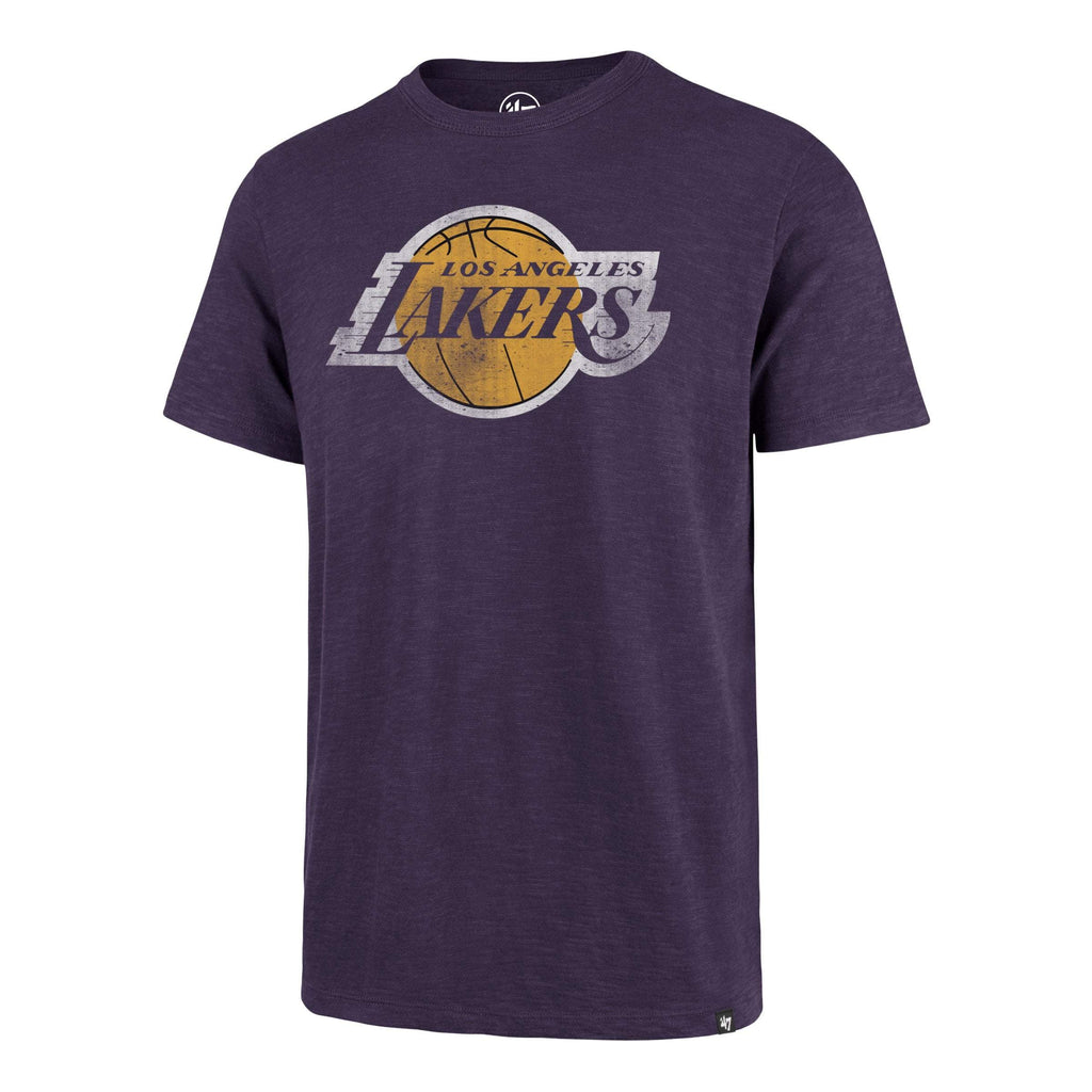LOS ANGELES LAKERS GRIT '47 SCRUM TEE