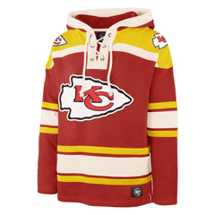 KANSAS CITY CHIEFS SUPERIOR '47 LACER HOOD
