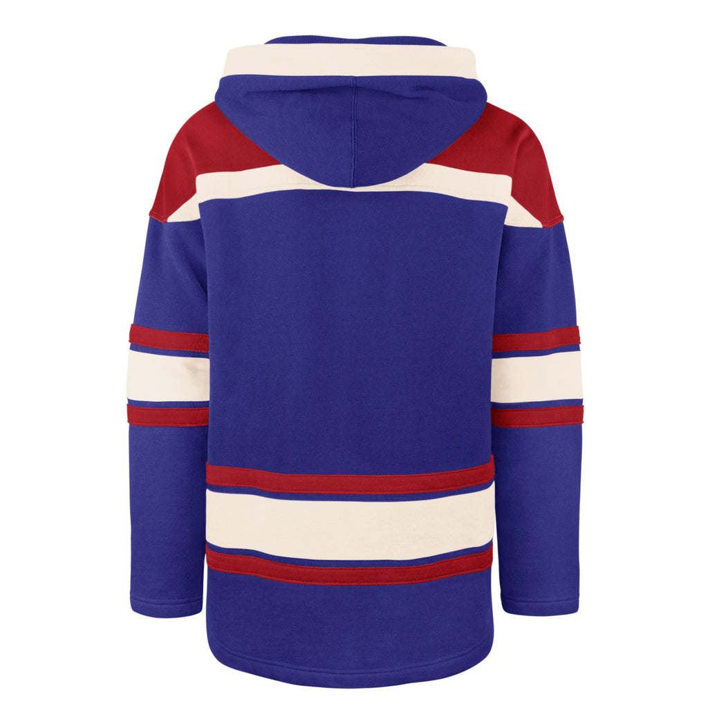 NEW YORK RANGERS SUPERIOR '47 LACER HOOD