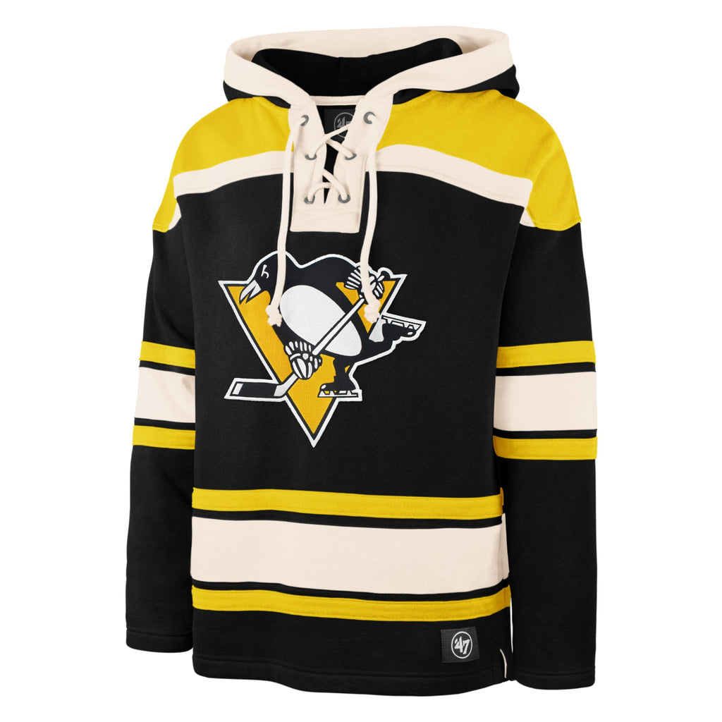 PITTSBURGH PENGUINS SUPERIOR '47 LACER HOOD