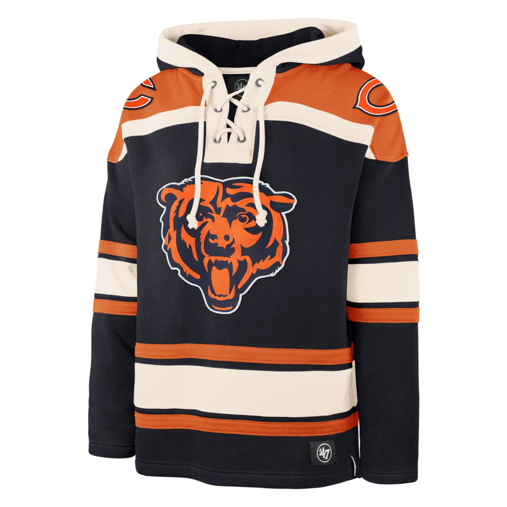 CHICAGO BEARS SUPERIOR '47 LACER HOOD