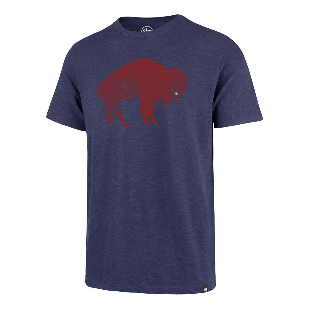 BUFFALO BILLS LEGACY GRIT '47 SCRUM TEE
