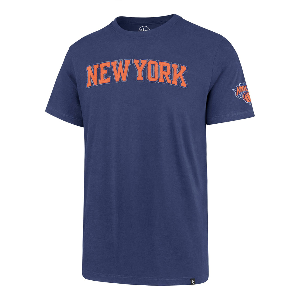 NEW YORK KNICKS '47 FIELDHOUSE TEE