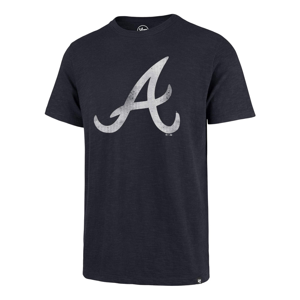 ATLANTA BRAVES GRIT '47 SCRUM TEE