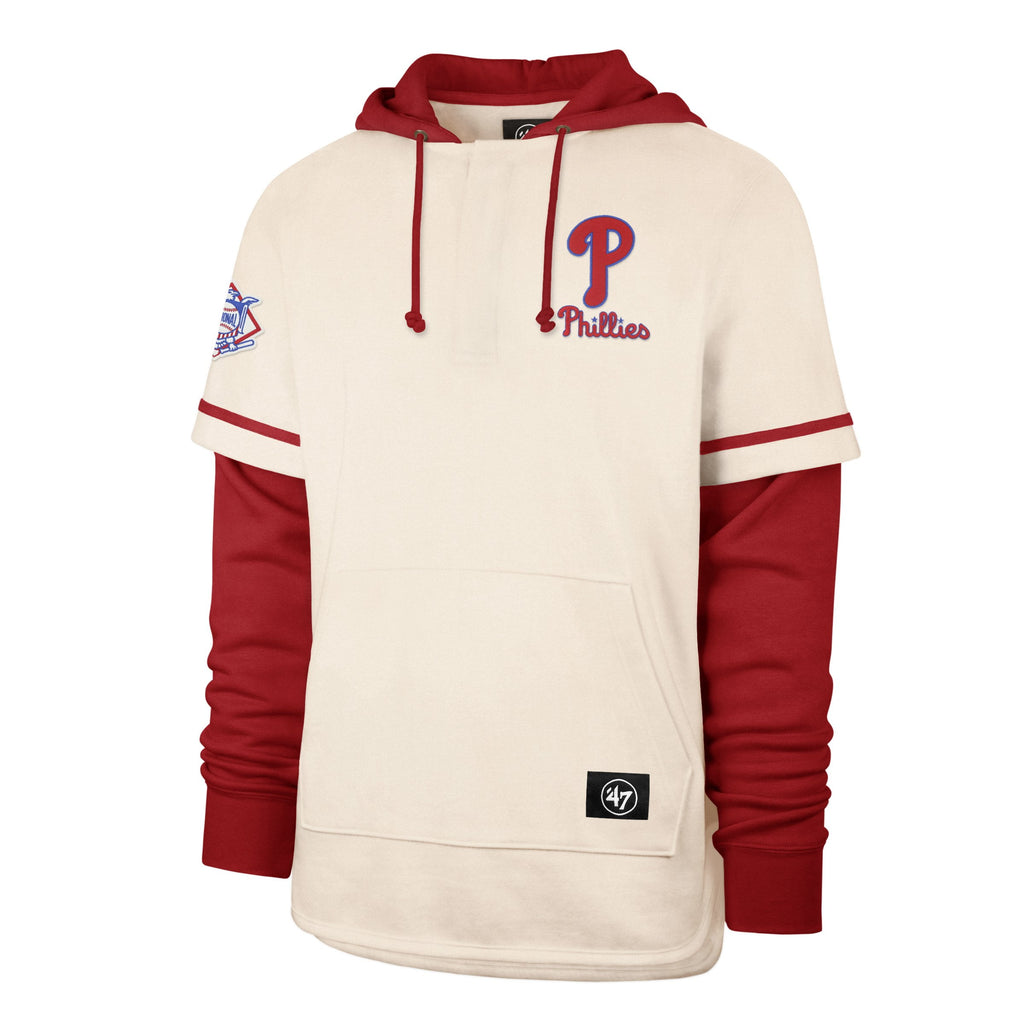 PHILADELPHIA PHILLIES '47 SHORTSTOP PULLOVER