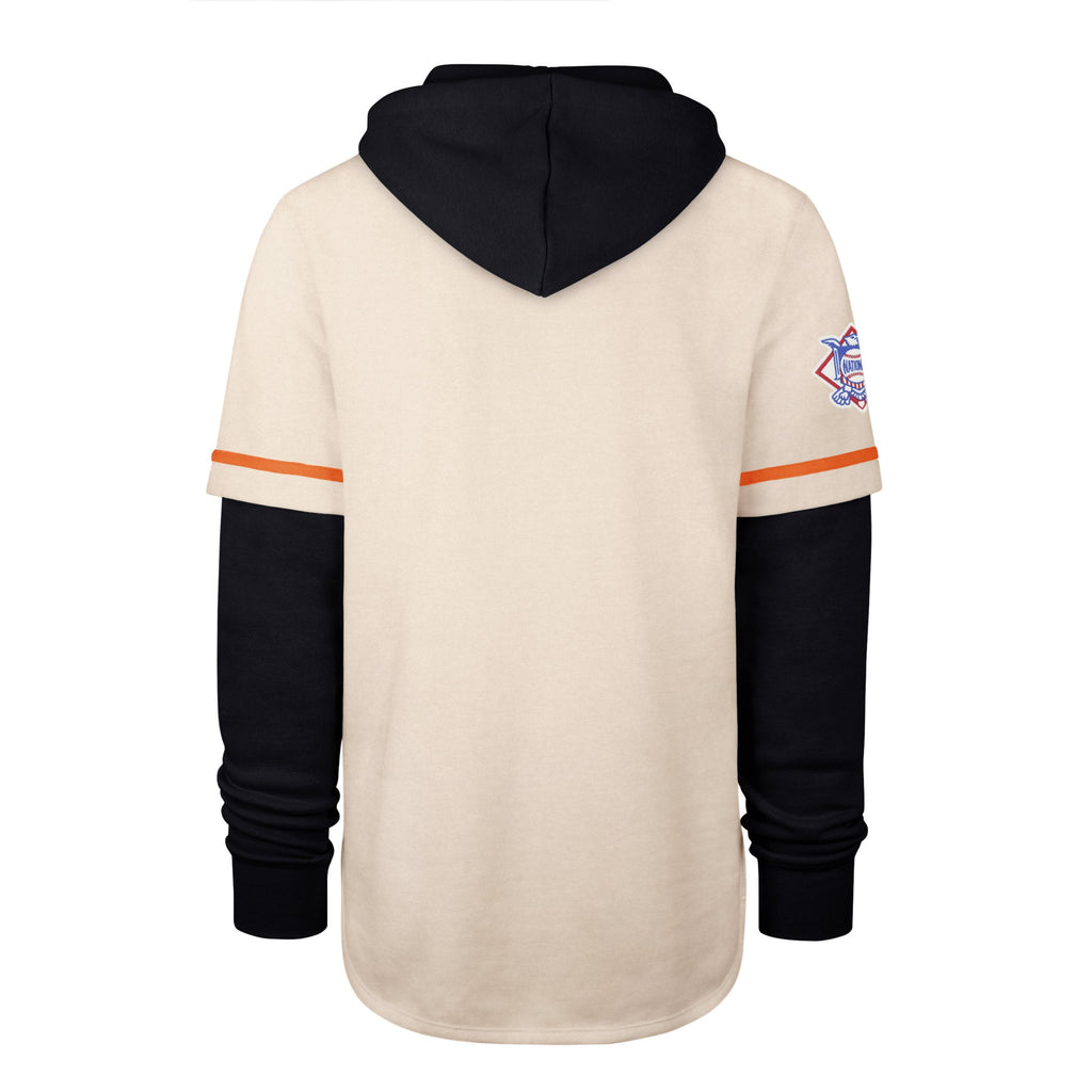 HOUSTON ASTROS COOPERSTOWN HERITAGE '47 SHORTSTOP PULLOVER