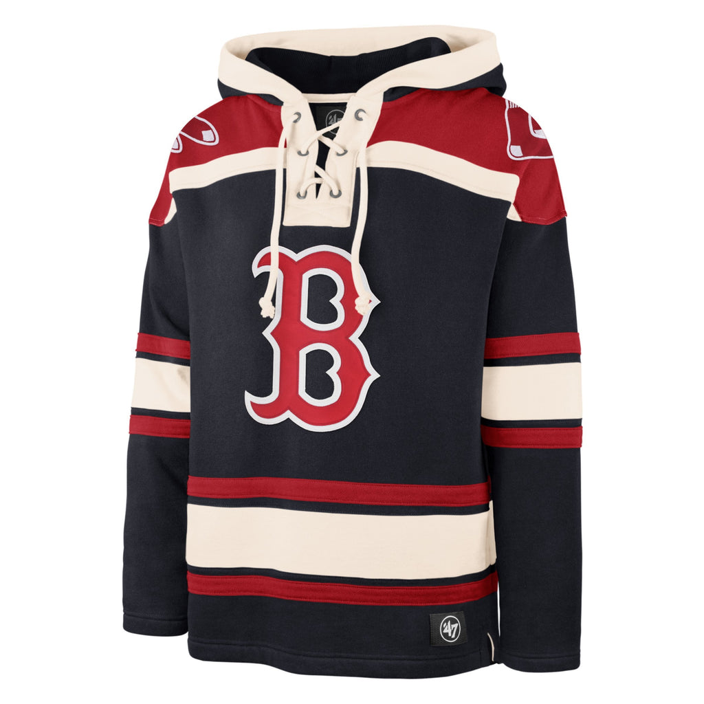 BOSTON RED SOX SUPERIOR '47 LACER HOOD