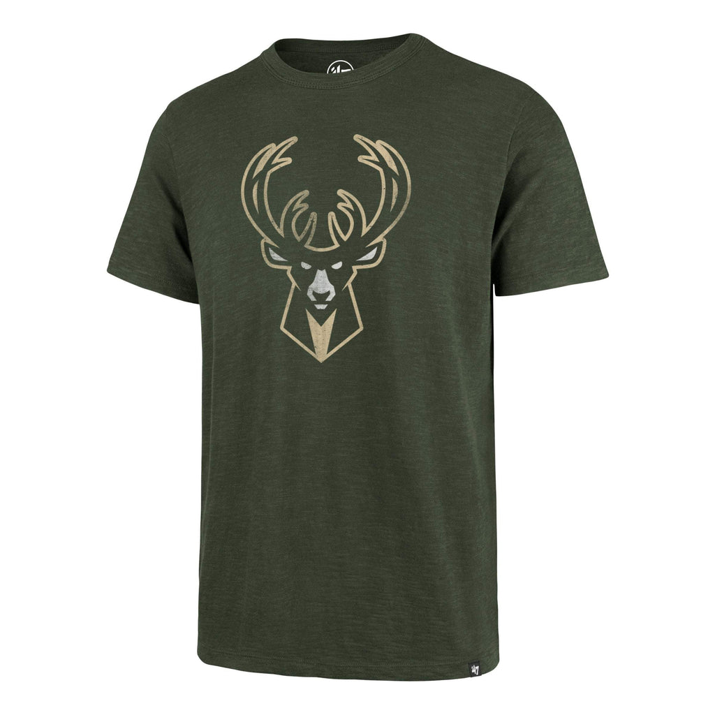 MILWAUKEE BUCKS GRIT '47 SCRUM TEE