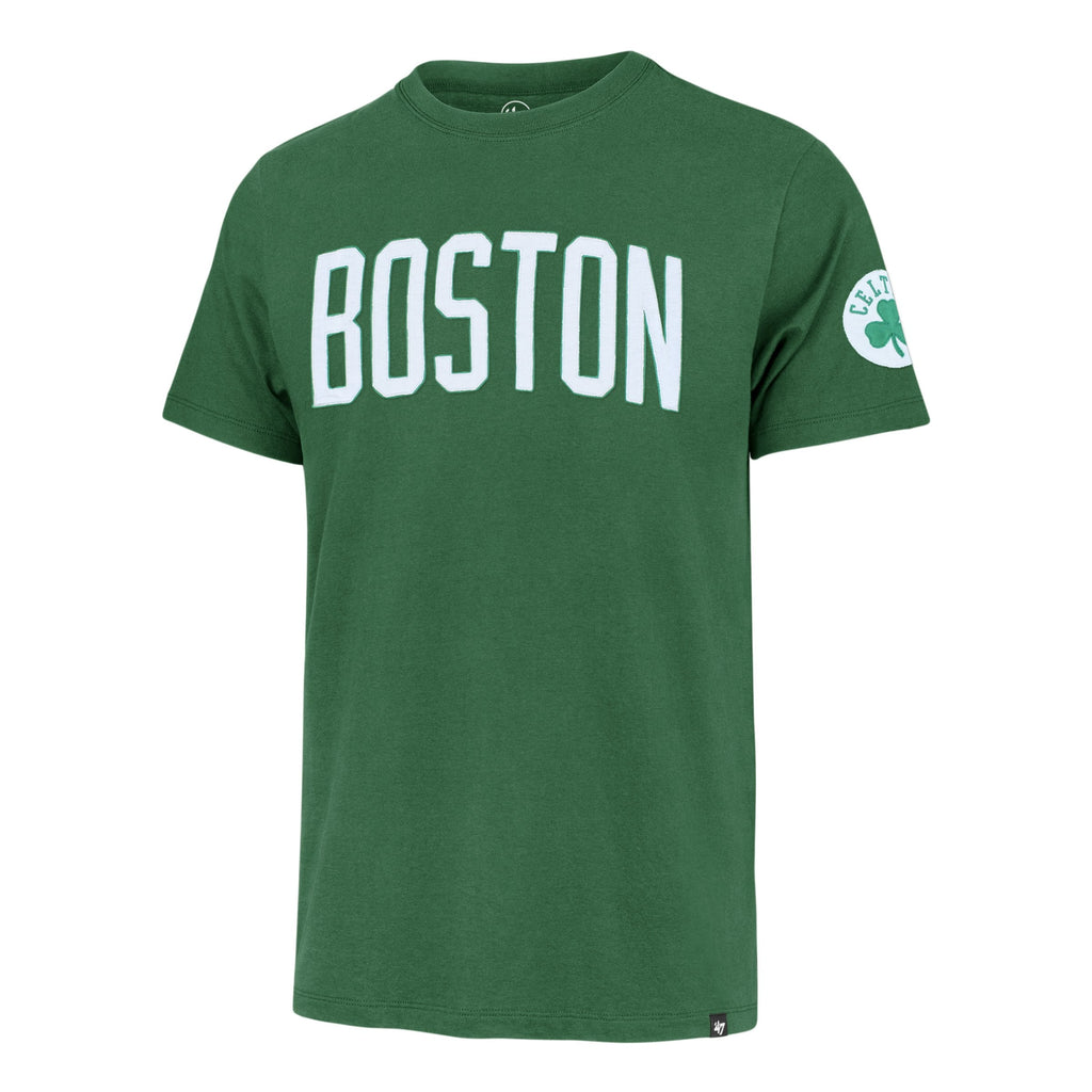 BOSTON CELTICS FRANKLIN '47 FIELDHOUSE TEE