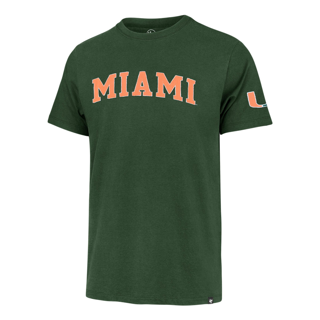 MIAMI HURRICANES '47 FRANKLIN FIELDHOUSE TEE