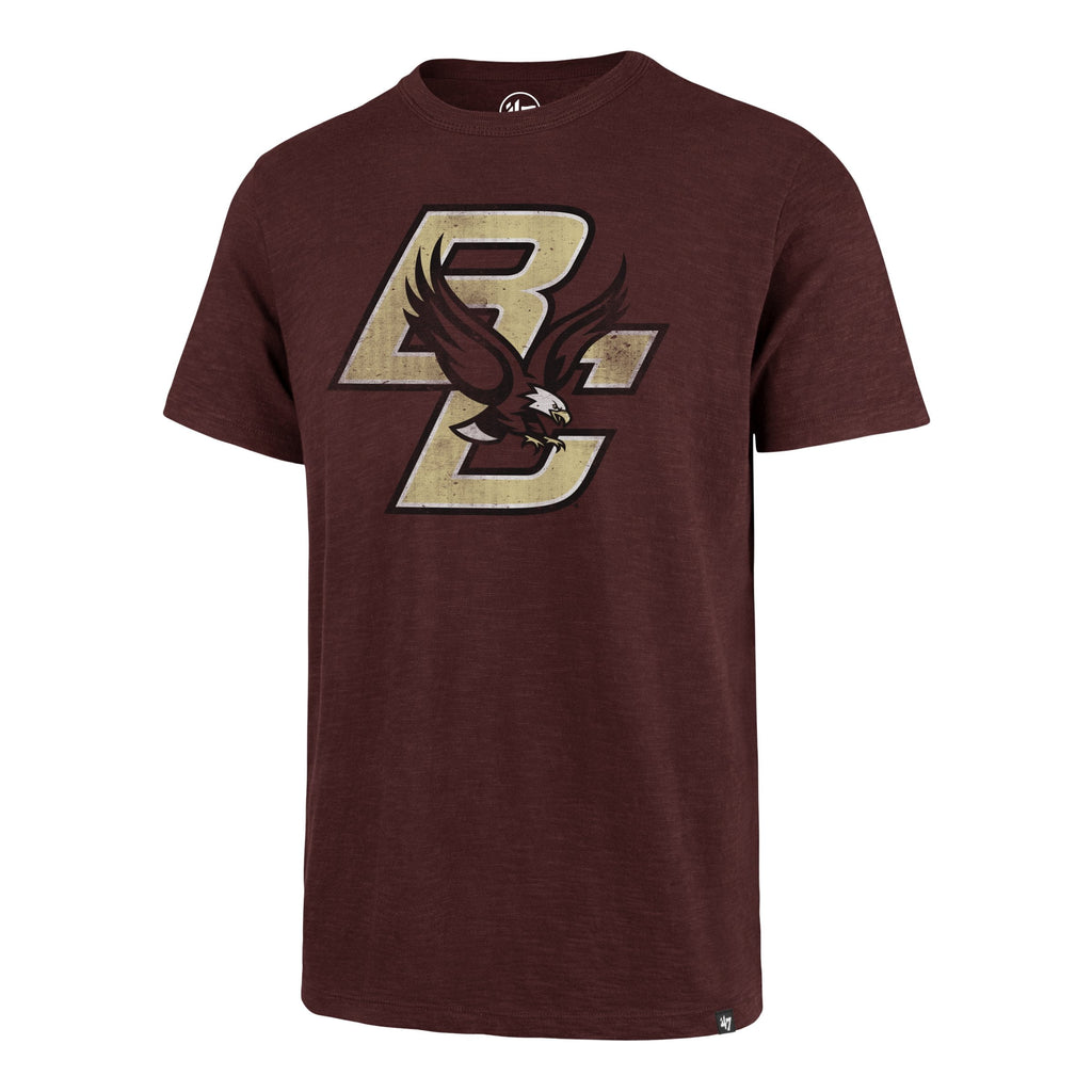 BOSTON COLLEGE EAGLES BC GRIT '47 SCRUM TEE