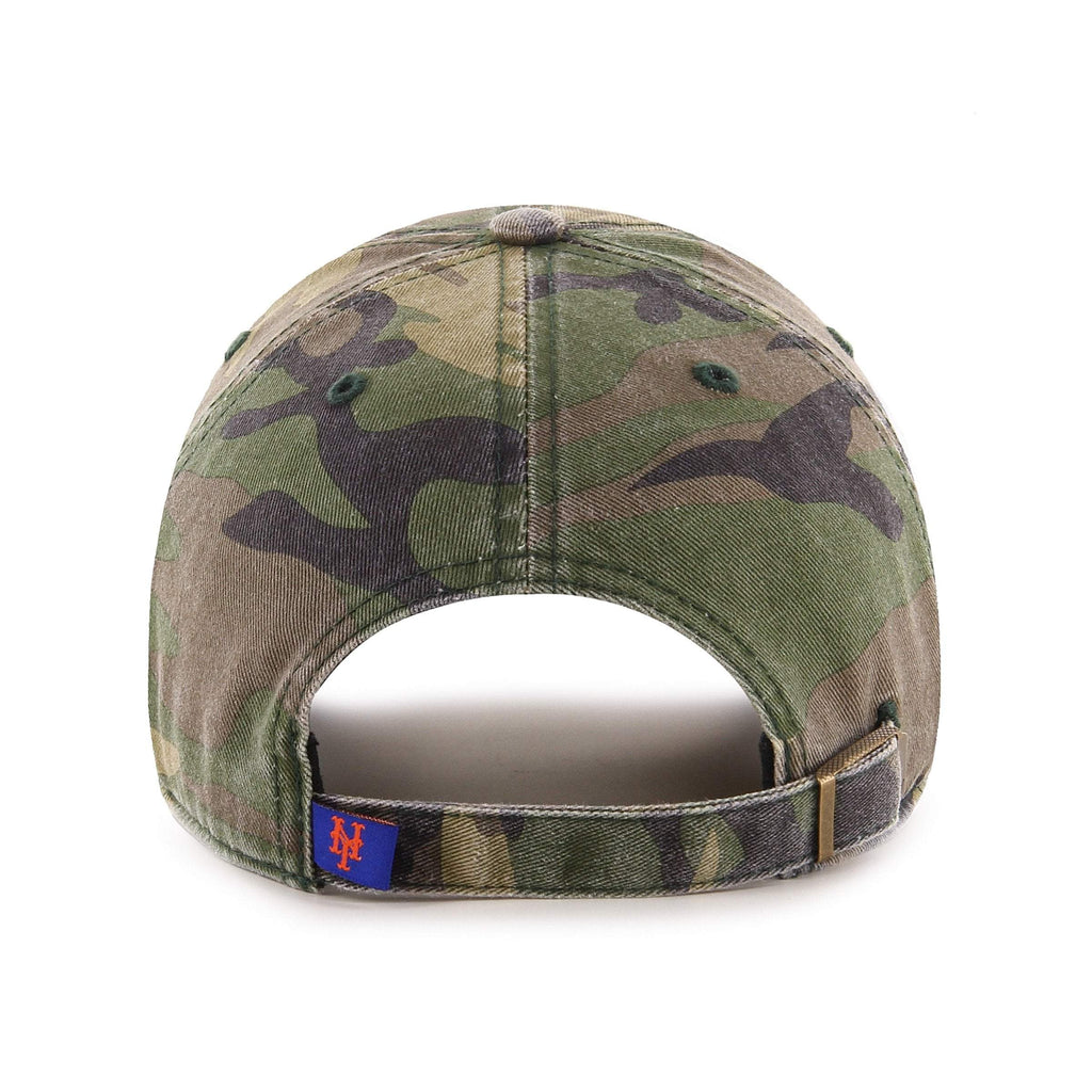 NEW YORK METS CAMO '47 CLEAN UP