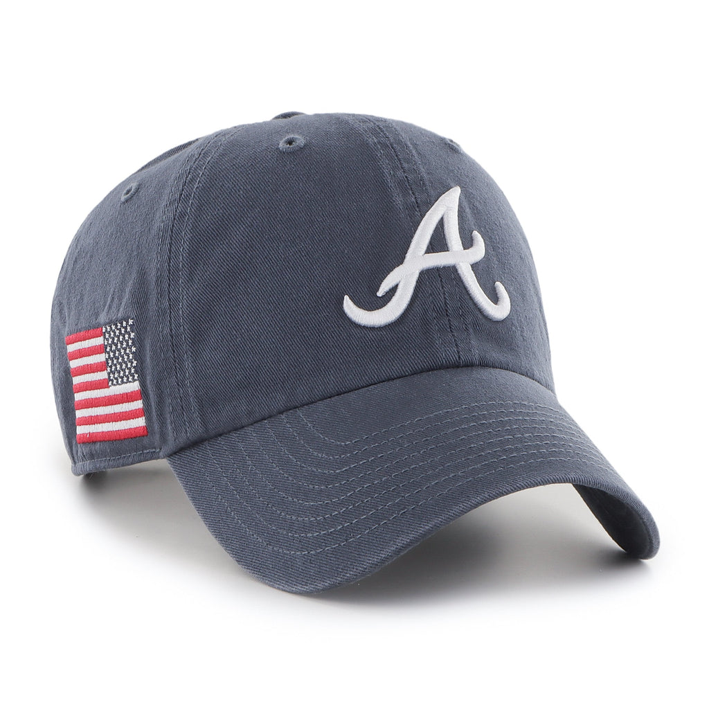 ATLANTA BRAVES HERITAGE '47 CLEAN UP