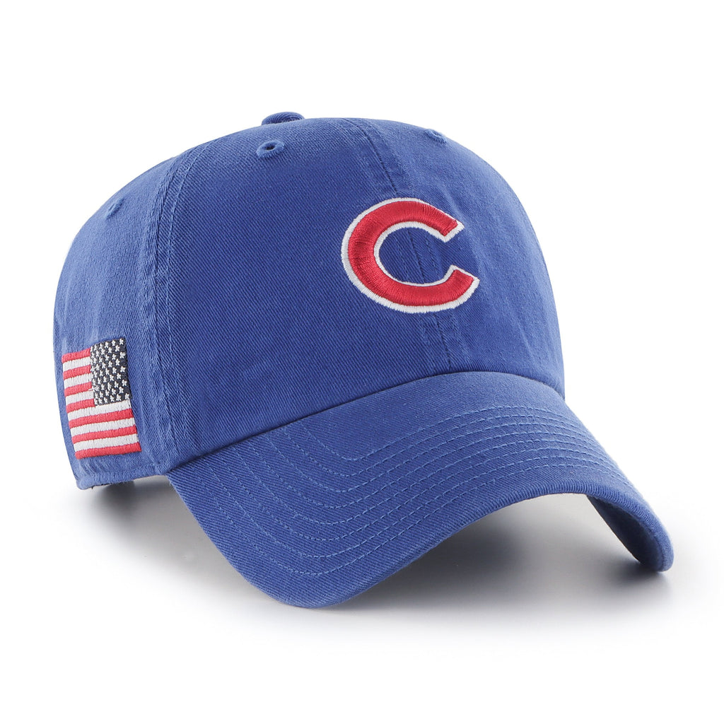 CHICAGO CUBS HERITAGE '47 CLEAN UP