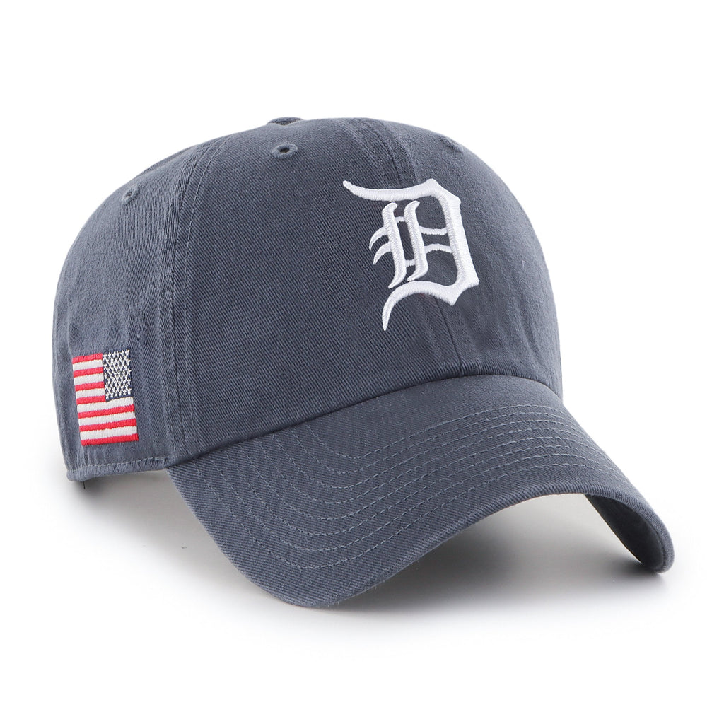 DETROIT TIGERS HERITAGE '47 CLEAN UP