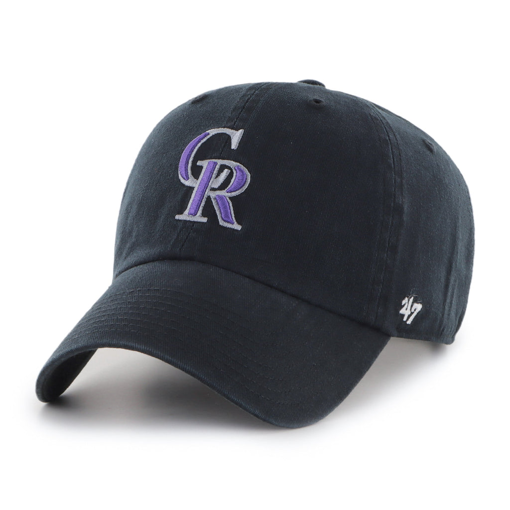 COLORADO ROCKIES HERITAGE '47 CLEAN UP