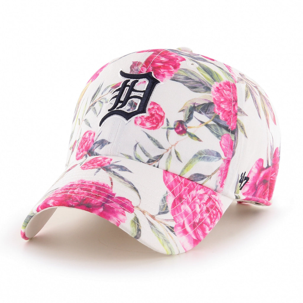 DETROIT TIGERS PEONY '47 CLEAN UP WOMENS