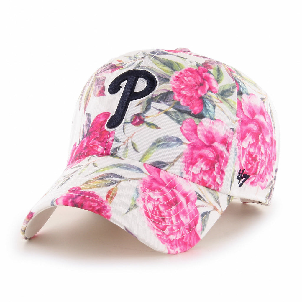 PHILADELPHIA PHILLIES PEONY '47 CLEAN UP WOMENS