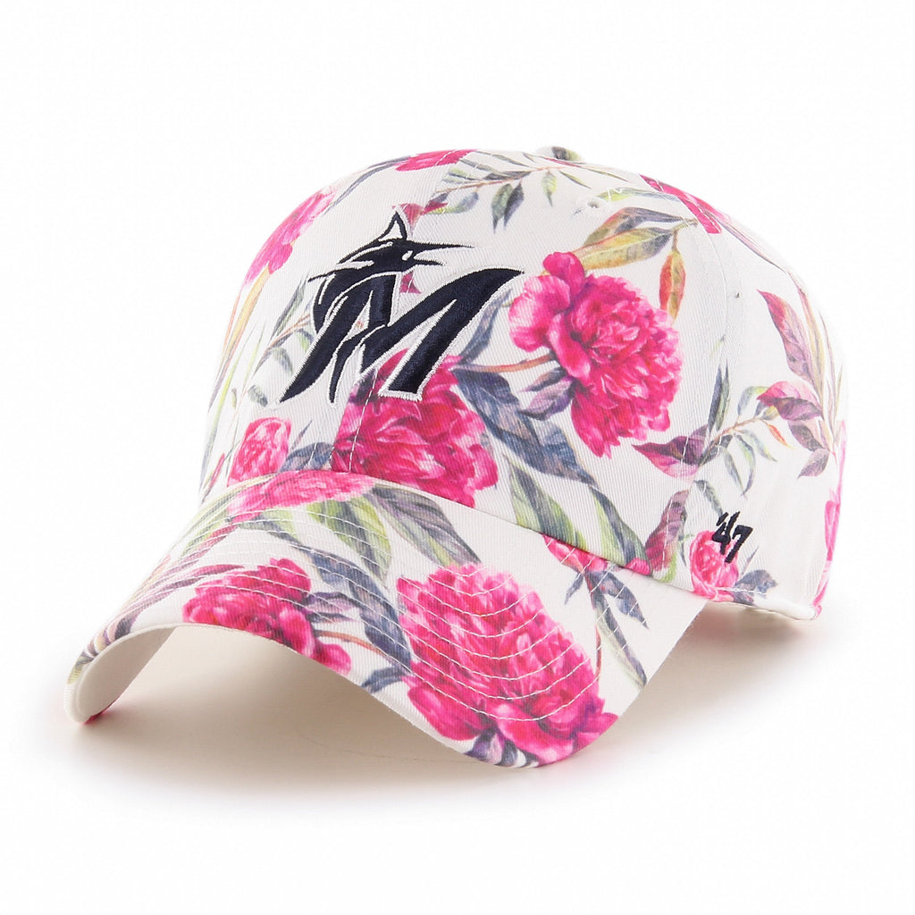 MIAMI MARLINS PEONY '47 CLEAN UP WOMENS