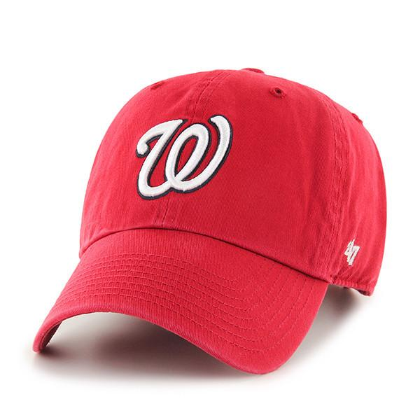 WASHINGTON NATIONALS '47 CLEAN UP KIDS - '47  - 1