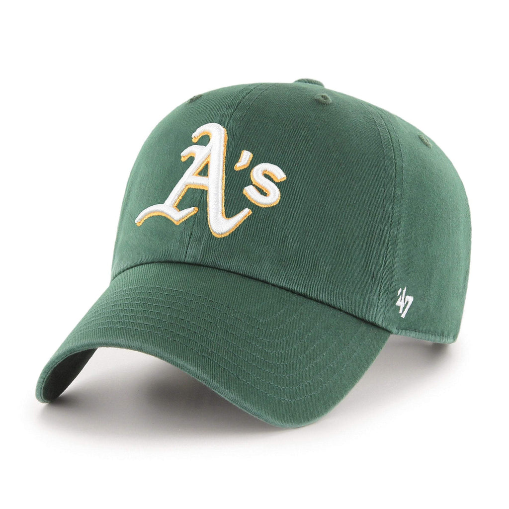 OAKLAND ATHLETICS '47 CLEAN UP