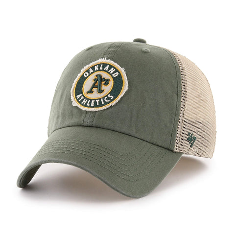 super popular 63b35 4d4a4 Oakland Athletics Hats, Gear,   Apparel from  47    47 – Sports lifestyle  brand   Licensed NFL, MLB, NBA, NHL, MLS, USSF   over 900 colleges. Hats  and ...