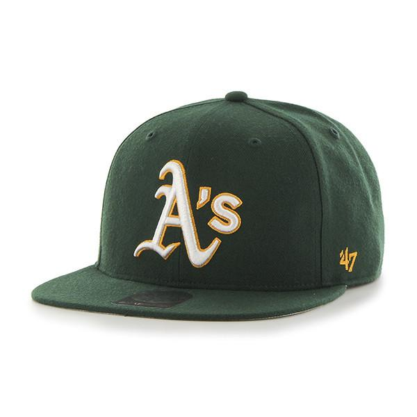 OAKLAND ATHLETICS SURE SHOT '47 CAPTAIN - '47  - 1