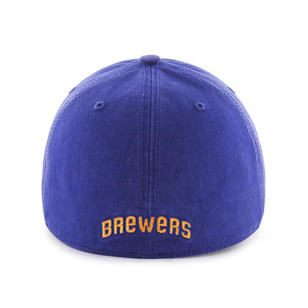 MILWAUKEE BREWERS COOPERSTOWN '47 FRANCHISE NEW