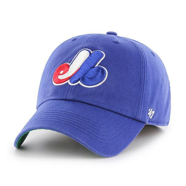 MONTREAL EXPOS COOPERSTOWN '47 FRANCHISE NEW