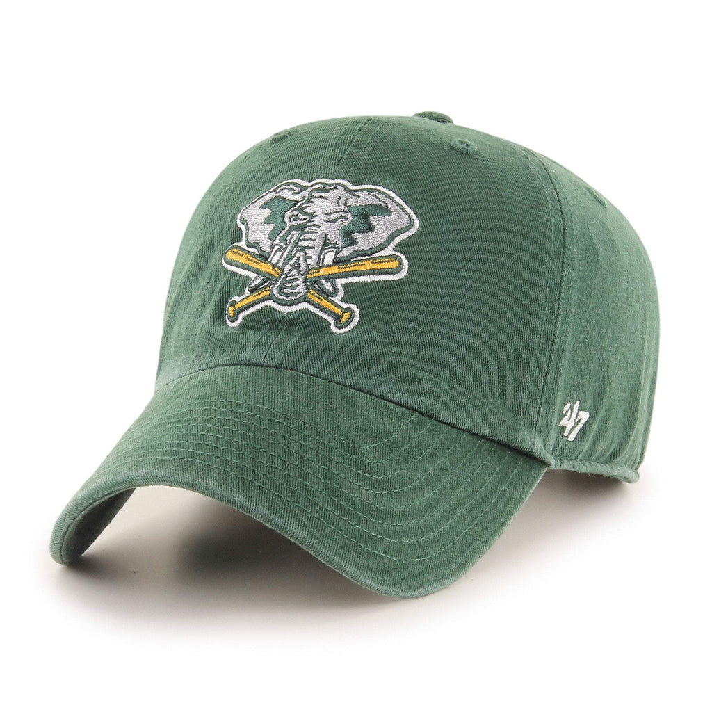 OAKLAND ATHLETICS COOPERSTOWN '47 CLEAN UP
