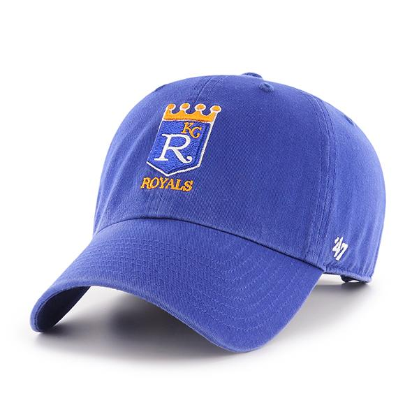 KANSAS CITY ROYALS COOPERSTOWN '47 CLEAN UP