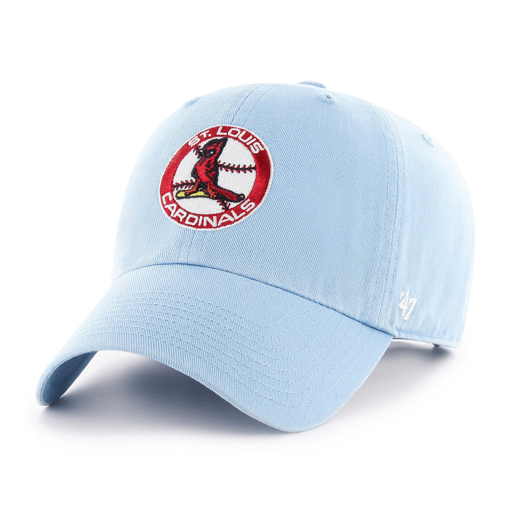 ST. LOUIS CARDINALS COOPERSTOWN '47 CLEAN UP
