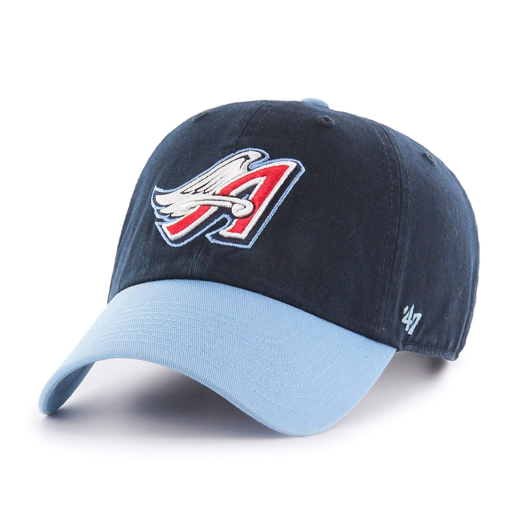 LOS ANGELES ANGELS COOPERSTOWN TWO TONE '47 CLEAN UP