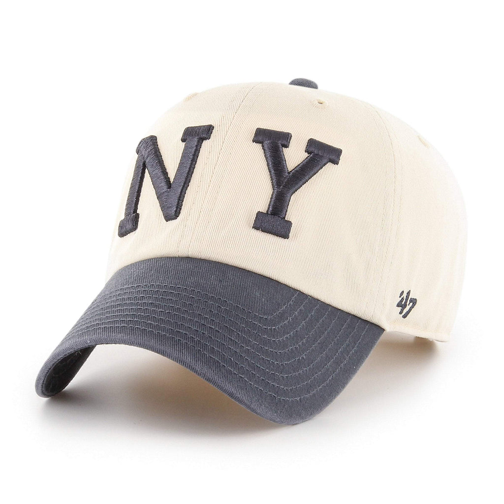 NEW YORK YANKEES COOPERSTOWN TWO TONE '47 CLEAN UP