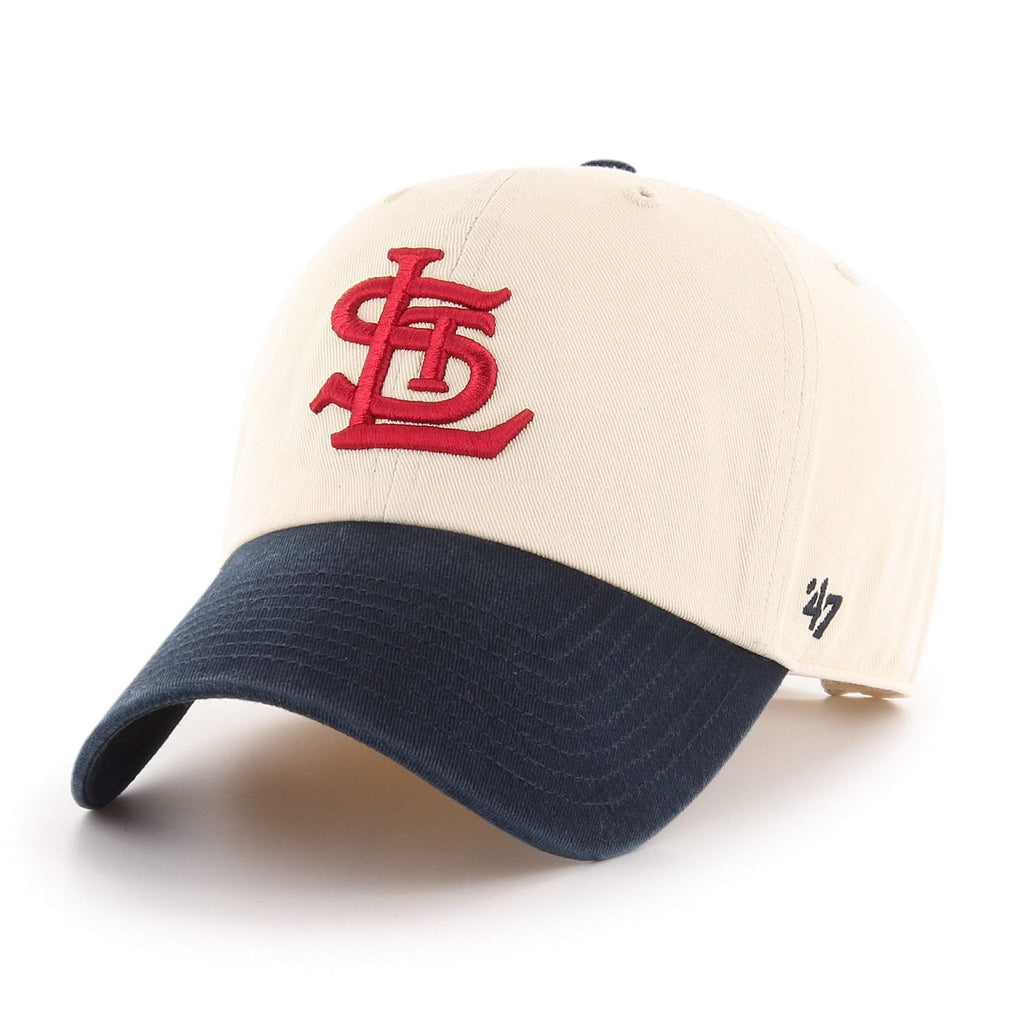 ST. LOUIS CARDINALS COOPERSTOWN TWO TONE '47 CLEAN UP