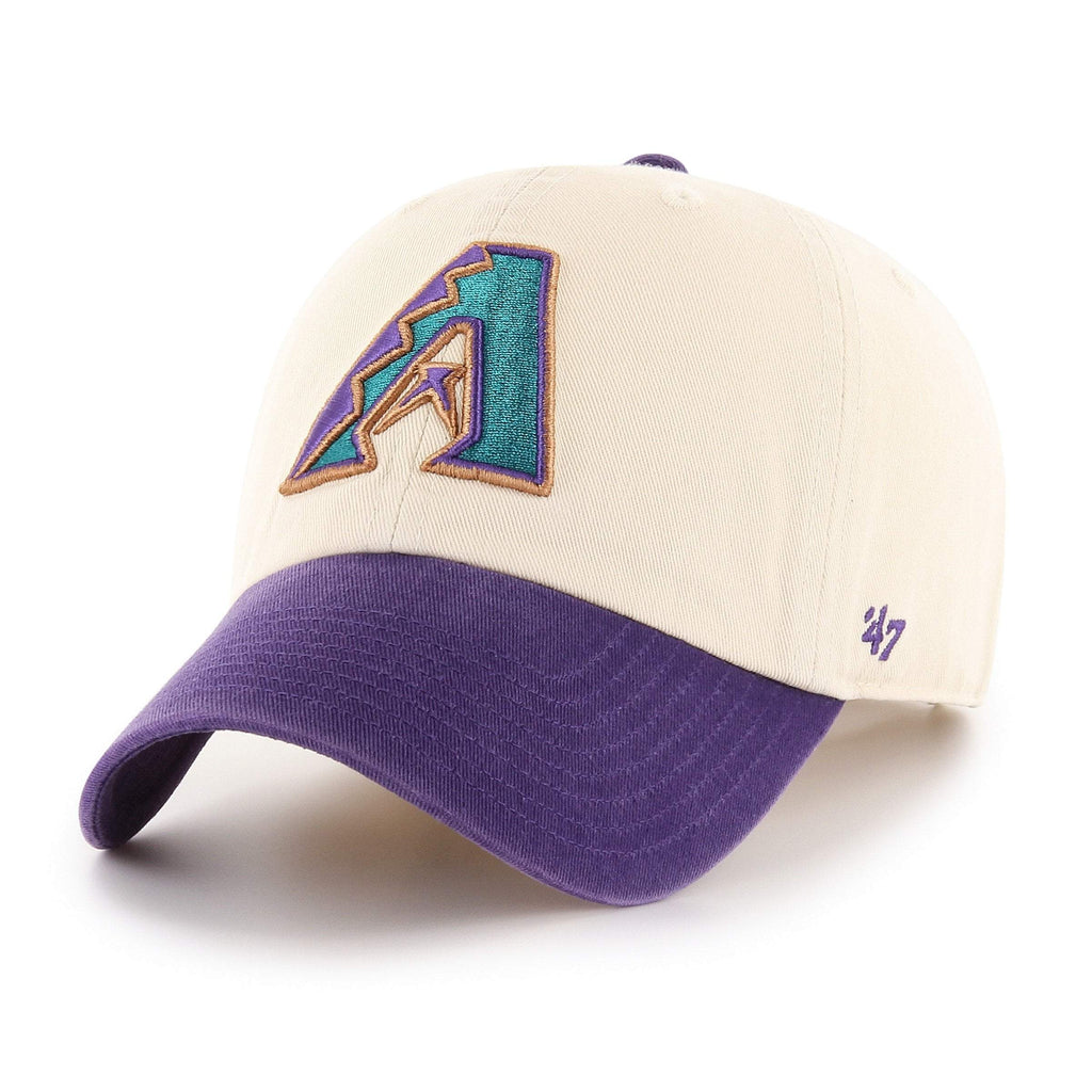 ARIZONA DIAMONDBACKS COOPERSTOWN TWO TONE '47 CLEAN UP