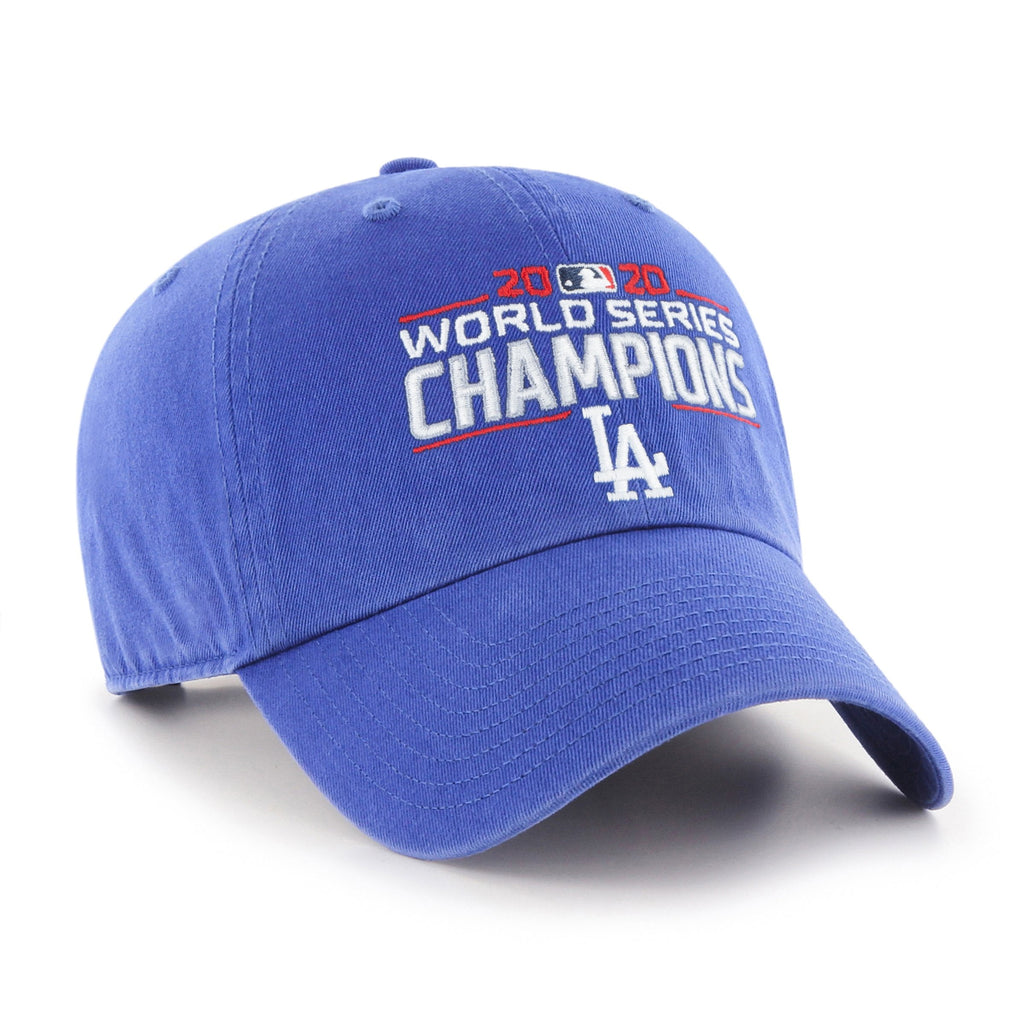 LOS ANGELES DODGERS 2020 WORLD SERIES CHAMPIONS '47 CLEAN UP