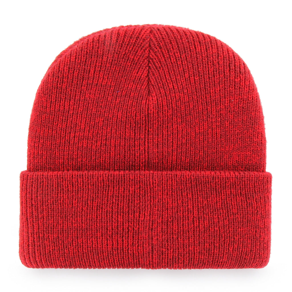 NEBRASKA CORNHUSKERS BRAIN FREEZE '47 CUFF KNIT