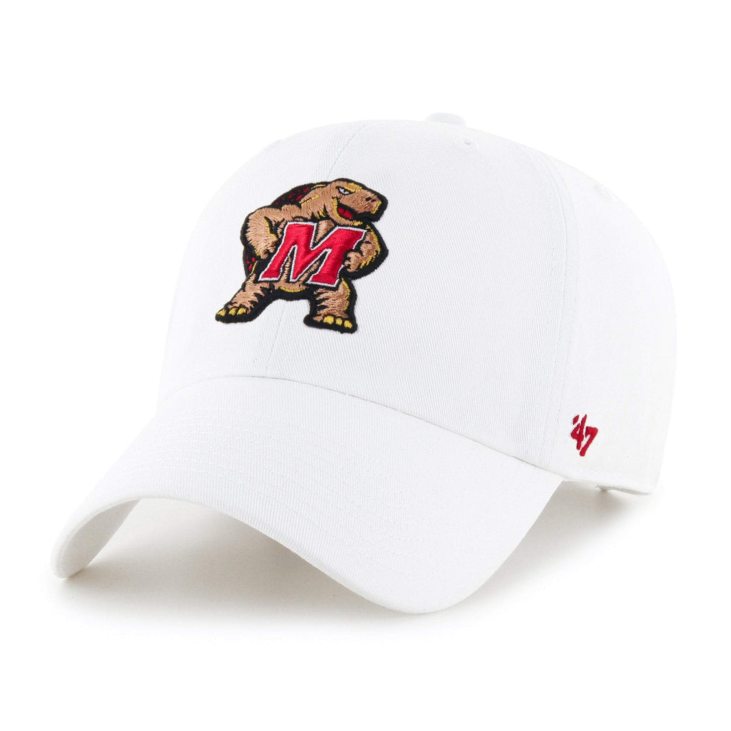 MARYLAND TERRAPINS '47 CLEAN UP