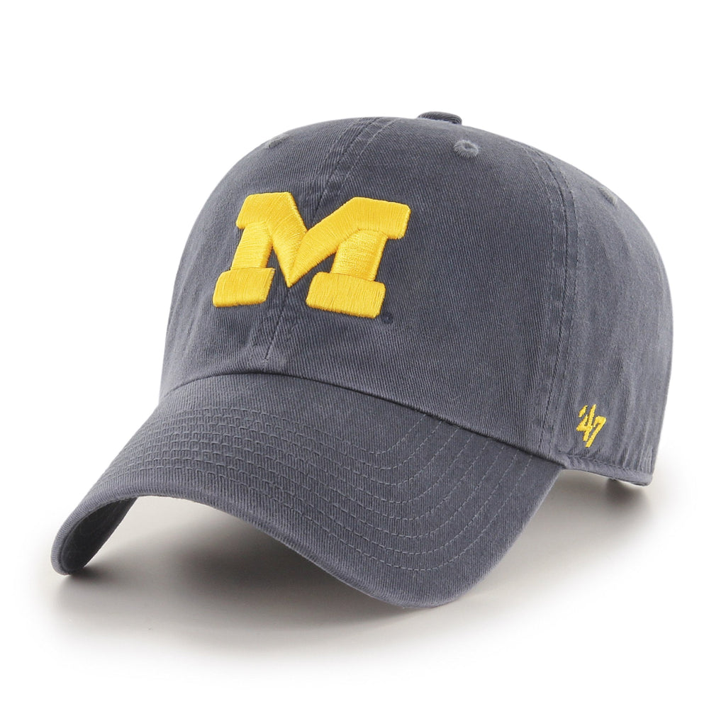 MICHIGAN WOLVERINES '47 CLEAN UP