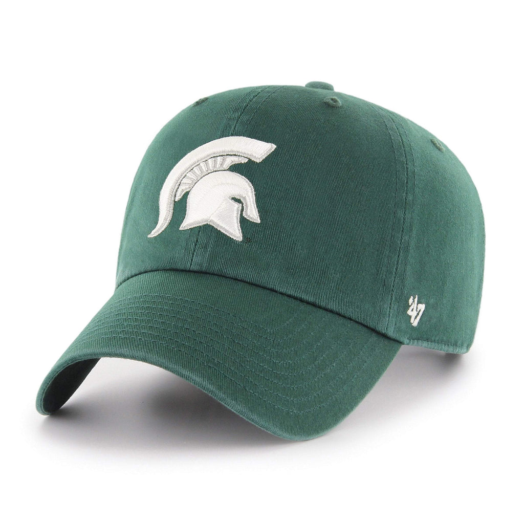MICHIGAN STATE SPARTANS '47 CLEAN UP