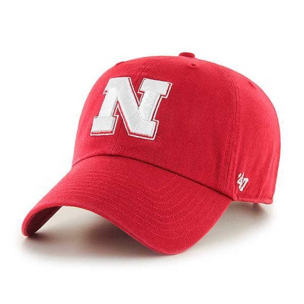 NEBRASKA CORNHUSKERS '47 CLEAN UP