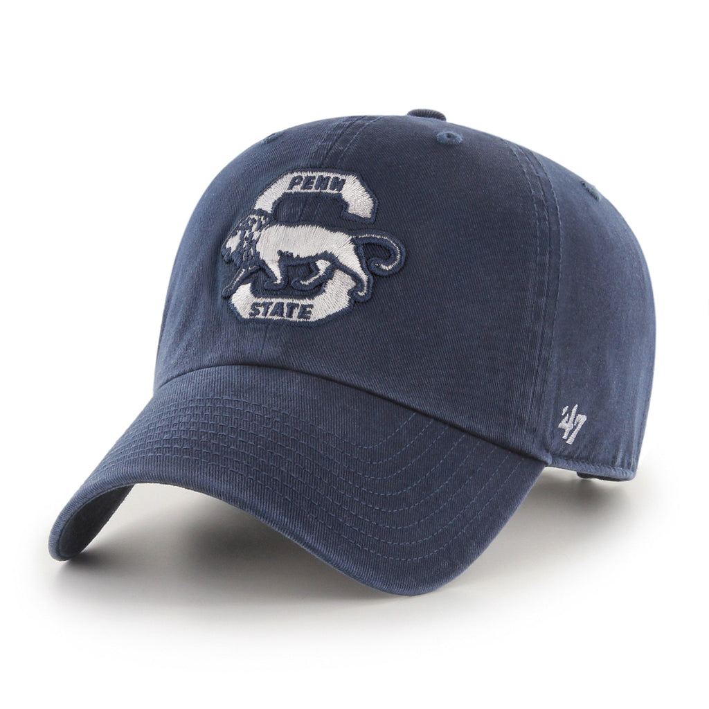 PENN STATE NITTANY LIONS VINTAGE '47 CLEAN UP