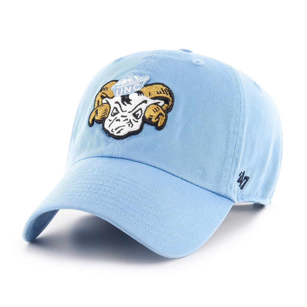 NORTH CAROLINA TAR HEELS UNC VINTAGE '47 CLEAN UP