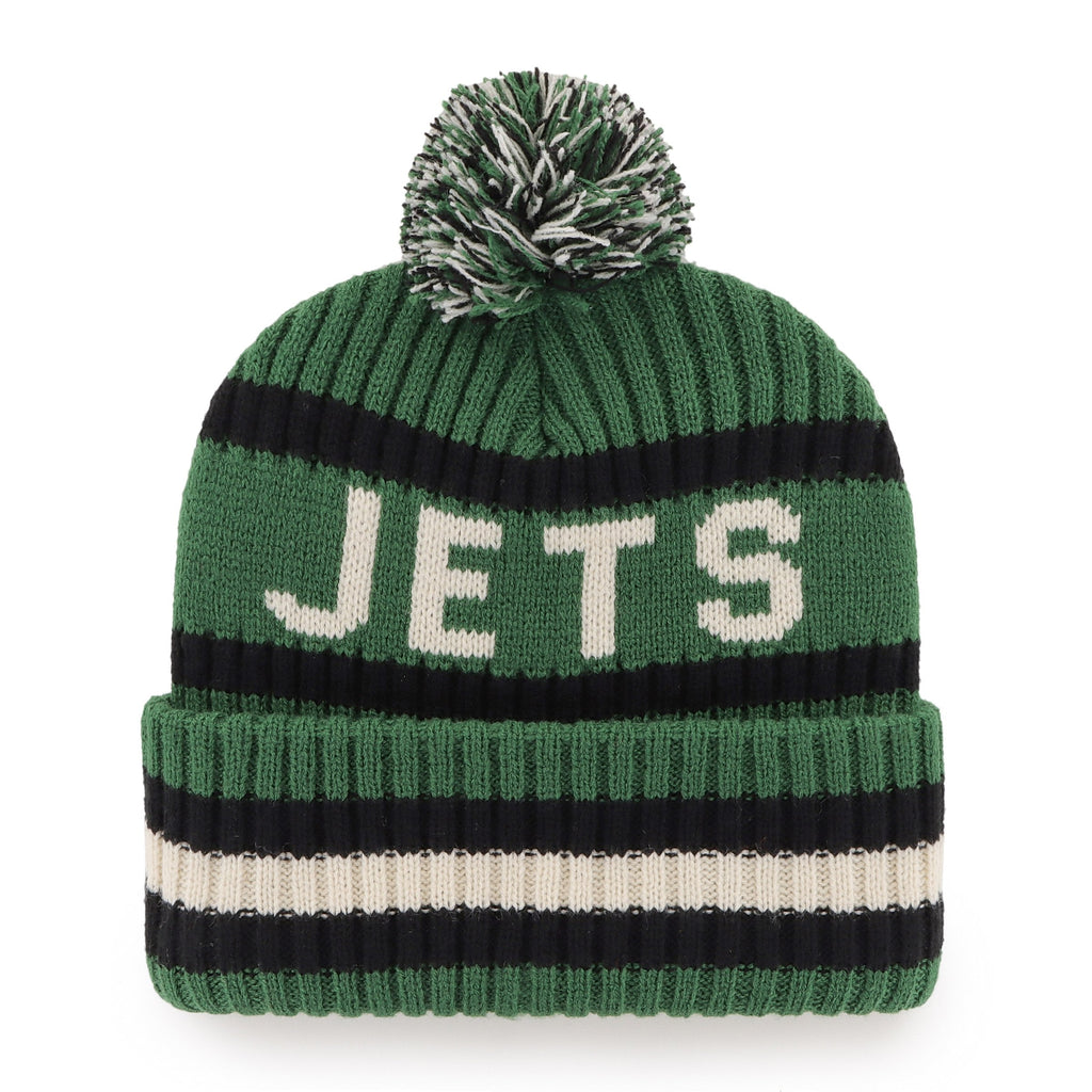 NEW YORK JETS BERING '47 CUFF KNIT