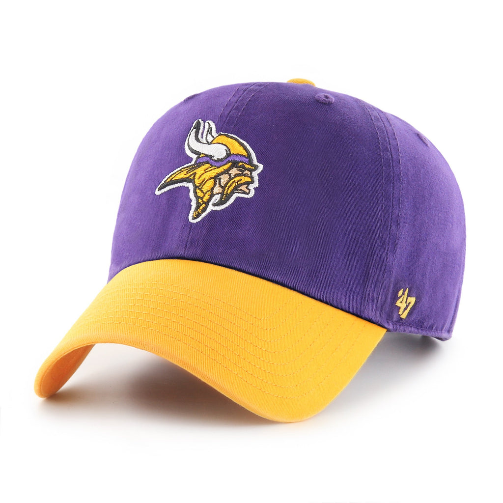 MINNESOTA VIKINGS TWO TONE '47 CLEAN UP
