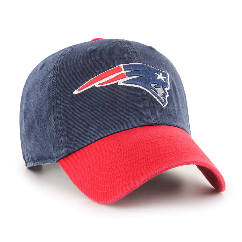 NEW ENGLAND PATRIOTS TWO TONE '47 CLEAN UP