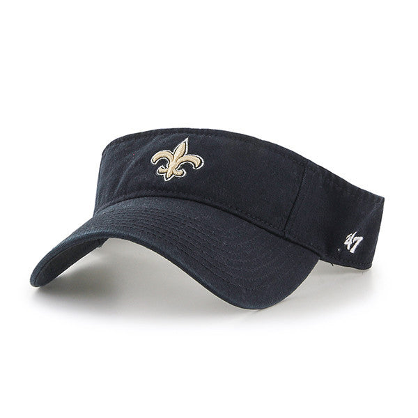 NEW ORLEANS SAINTS '47 CLEAN UP VISOR - '47  - 1