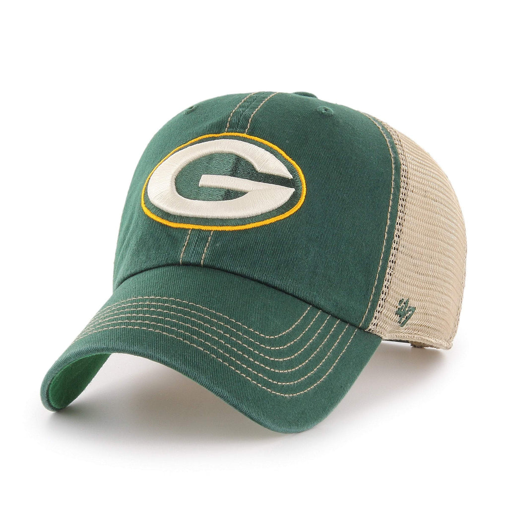 GREEN BAY PACKERS TRAWLER 47 CLEAN UP